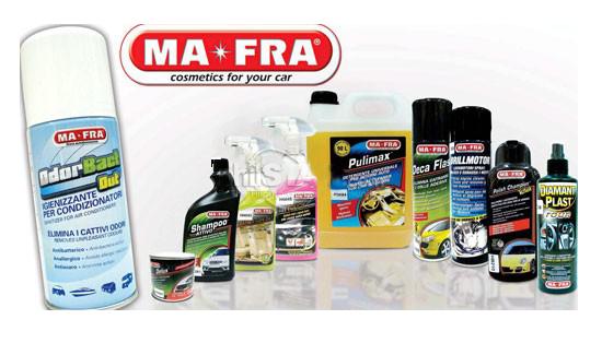 Професионални почистващи препарати MAFRA